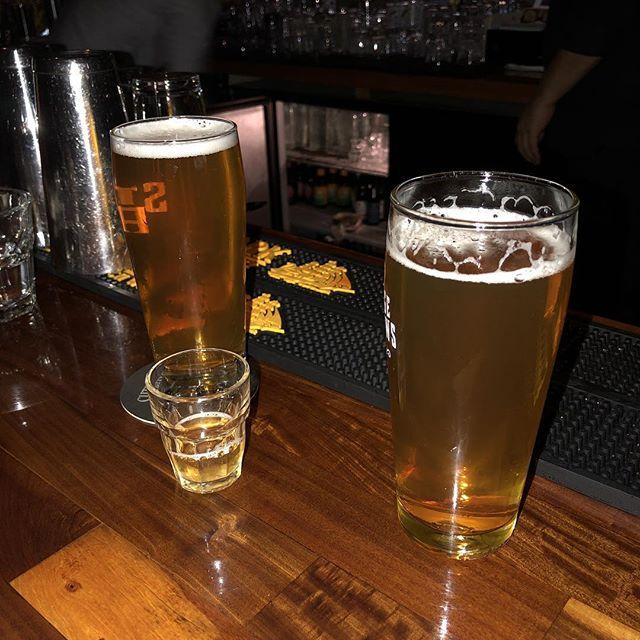 post work beers @mamietaylors 😉😉