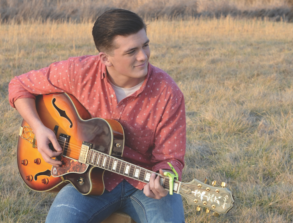 Jonathan Hutcherson is a musician born with hearing loss who was featured in the Summer 2016 issue of Hearing Health.