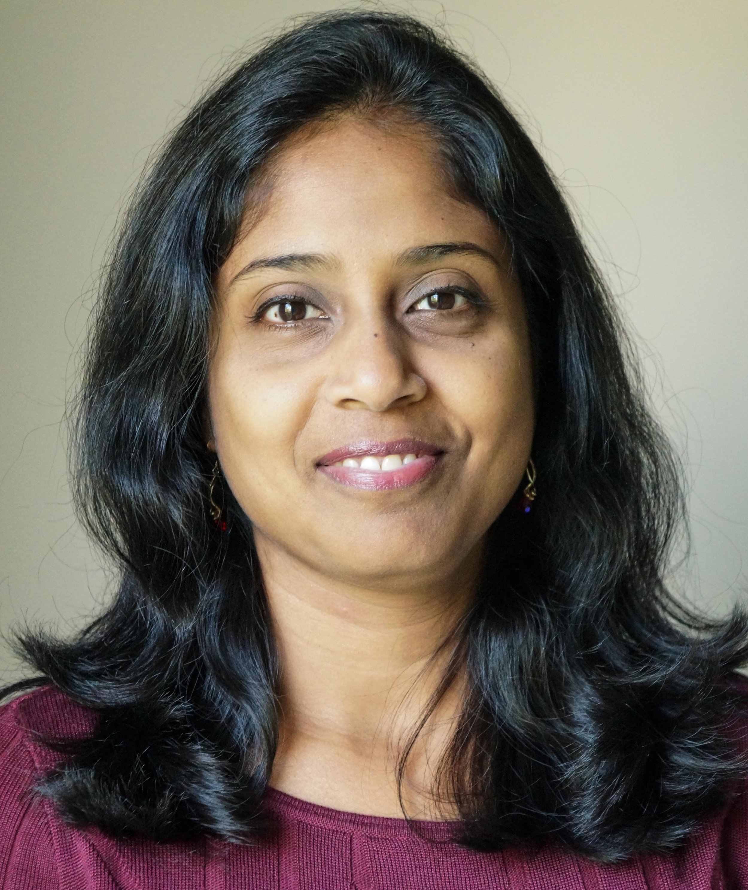 Beula Magimairaj, Ph.D., University of Central Arkansas