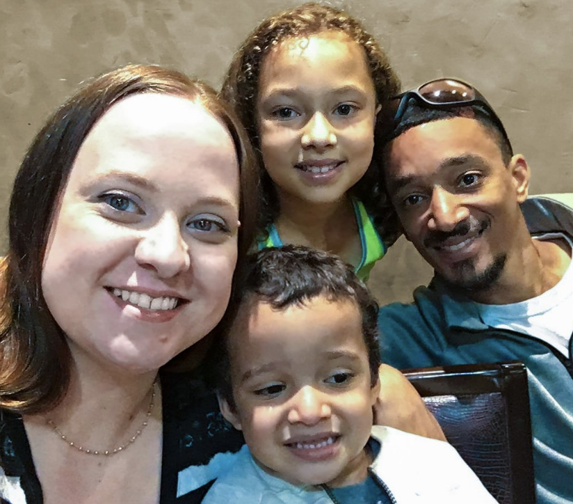 Heather and her family are among the millions of families worldwide affected by hearing loss.