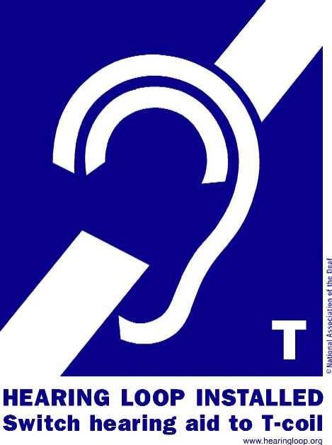 National Association of the Deaf via hearingloop.org