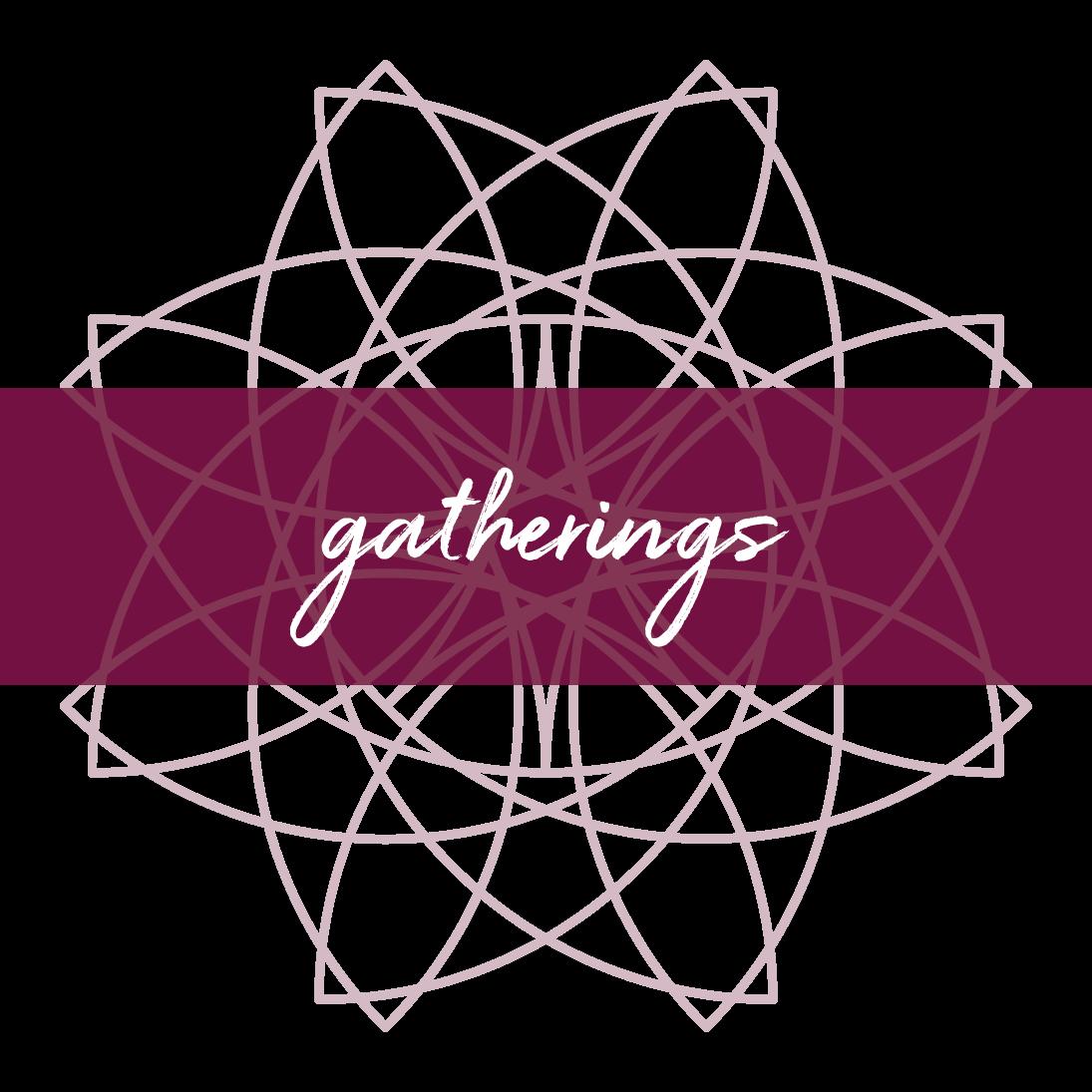Sisterhood and Sacred Circle Gatherings