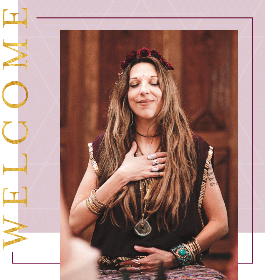 Welcome to the Sacred Feminine Coaching and Priestess Sanctuary with Marin Bach-Antonson