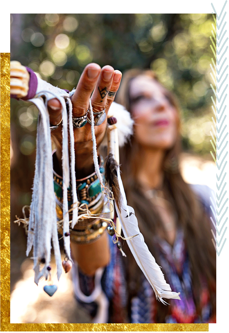 Learn craft ritual, sacred circles and priestess