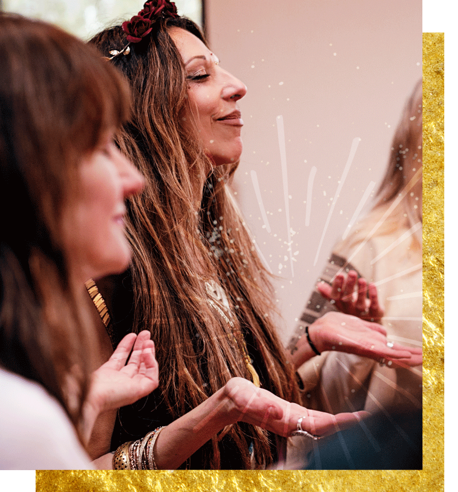 7 Sacred Ways to connect with your Inner Priestess Free Gift