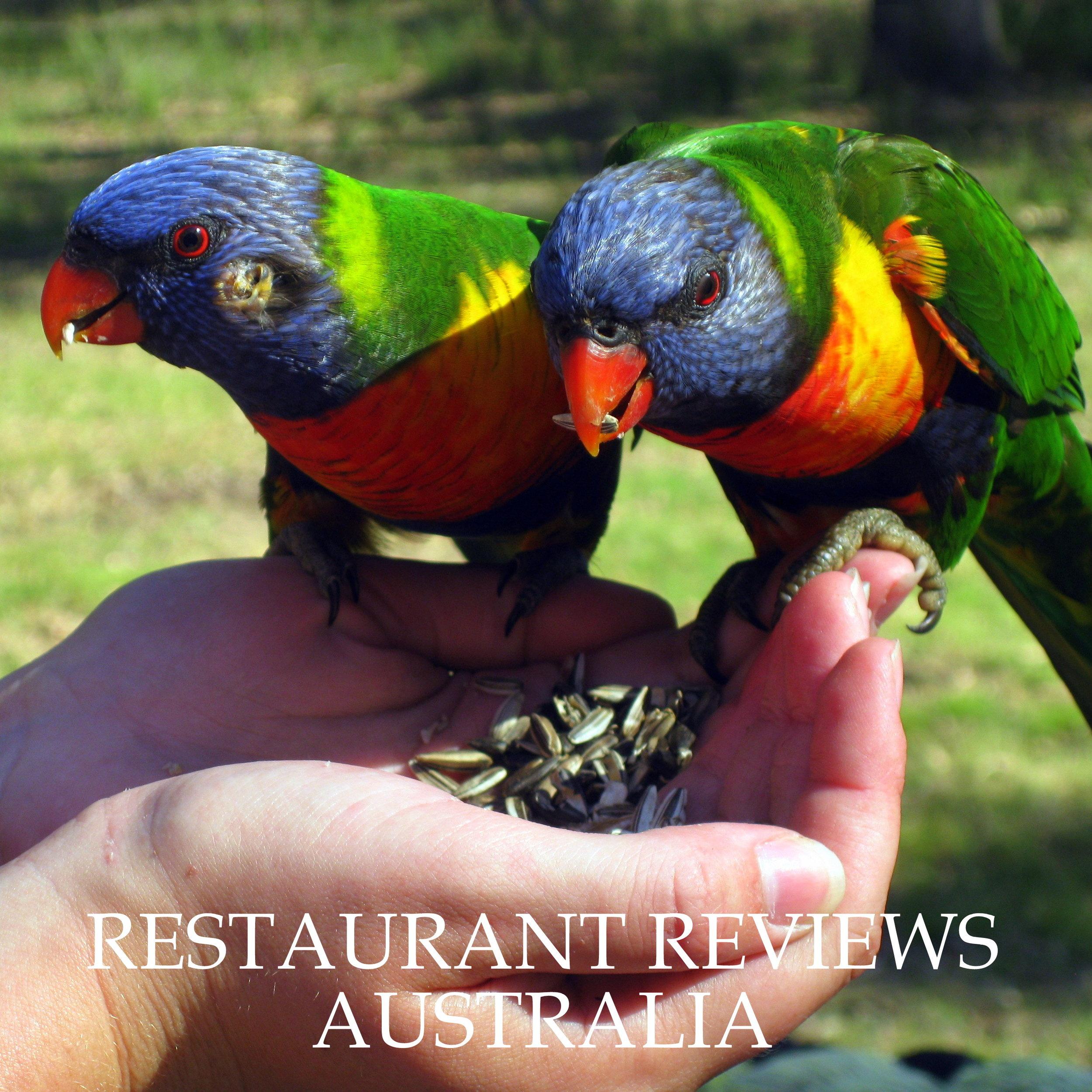 The Friendly Gourmand - Restaurant Reviews - Australia.JPG