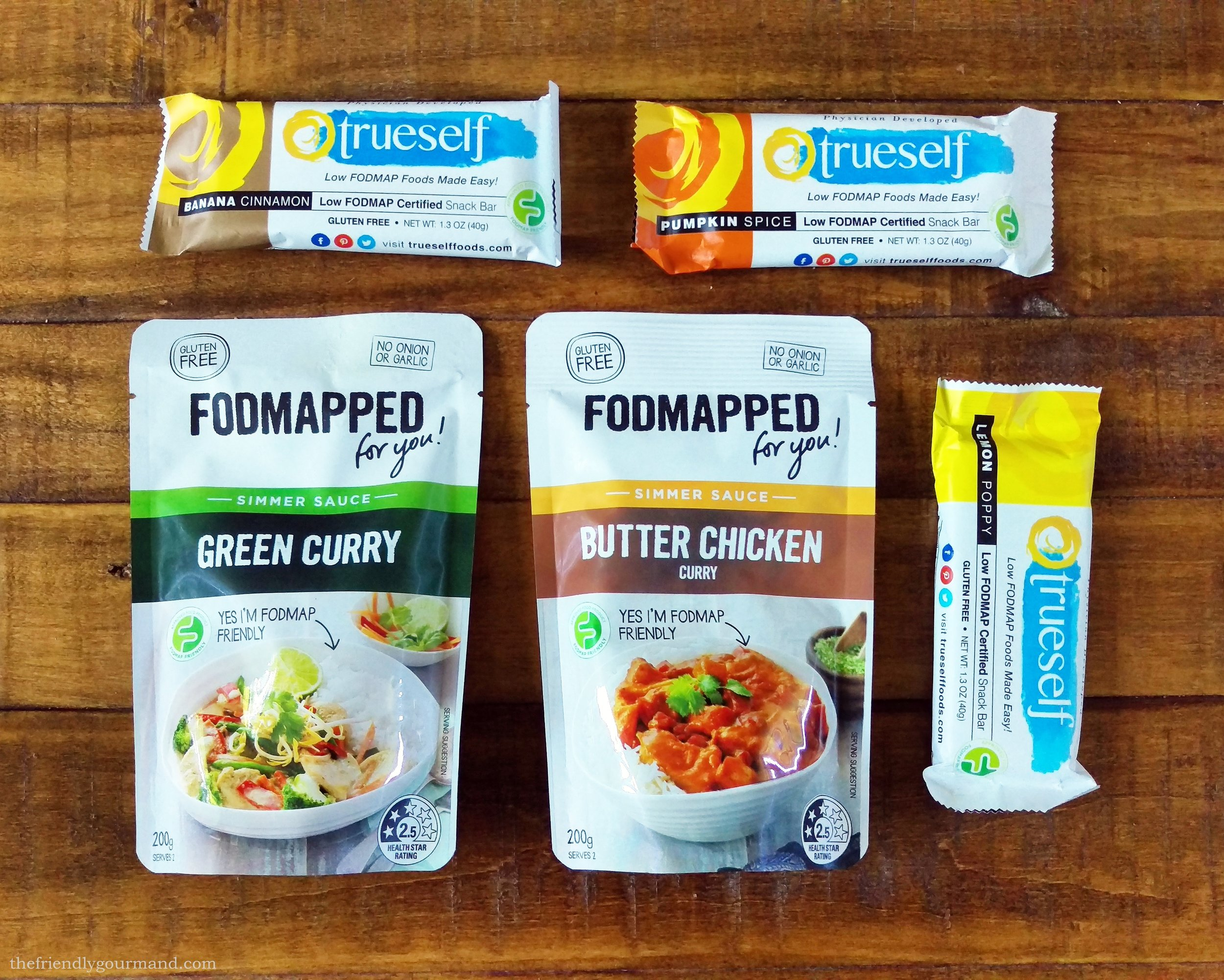 low fodmap diet products