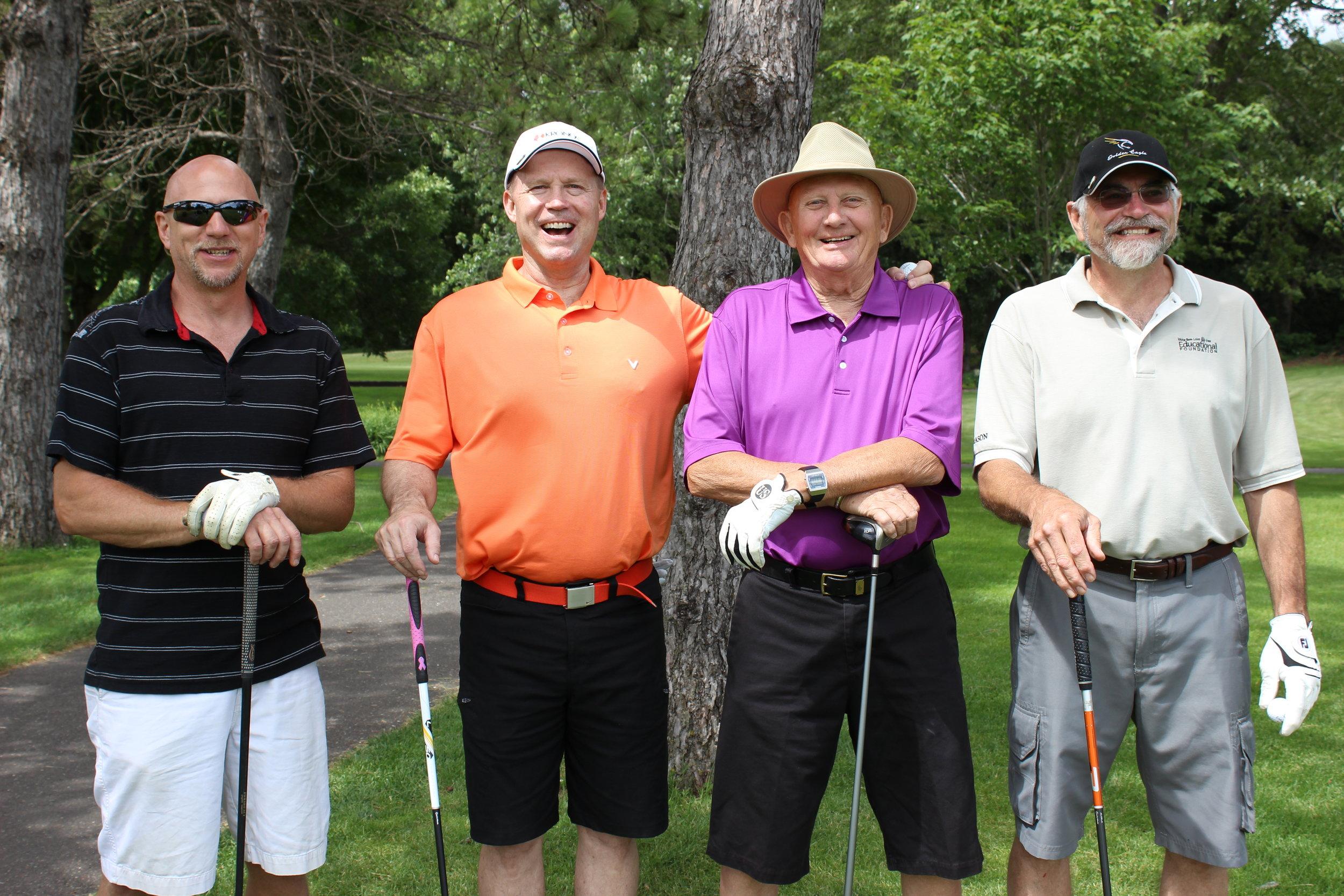 Neal Snesrud, Mike McBroom, Norm Falk, John Michaud.jpg