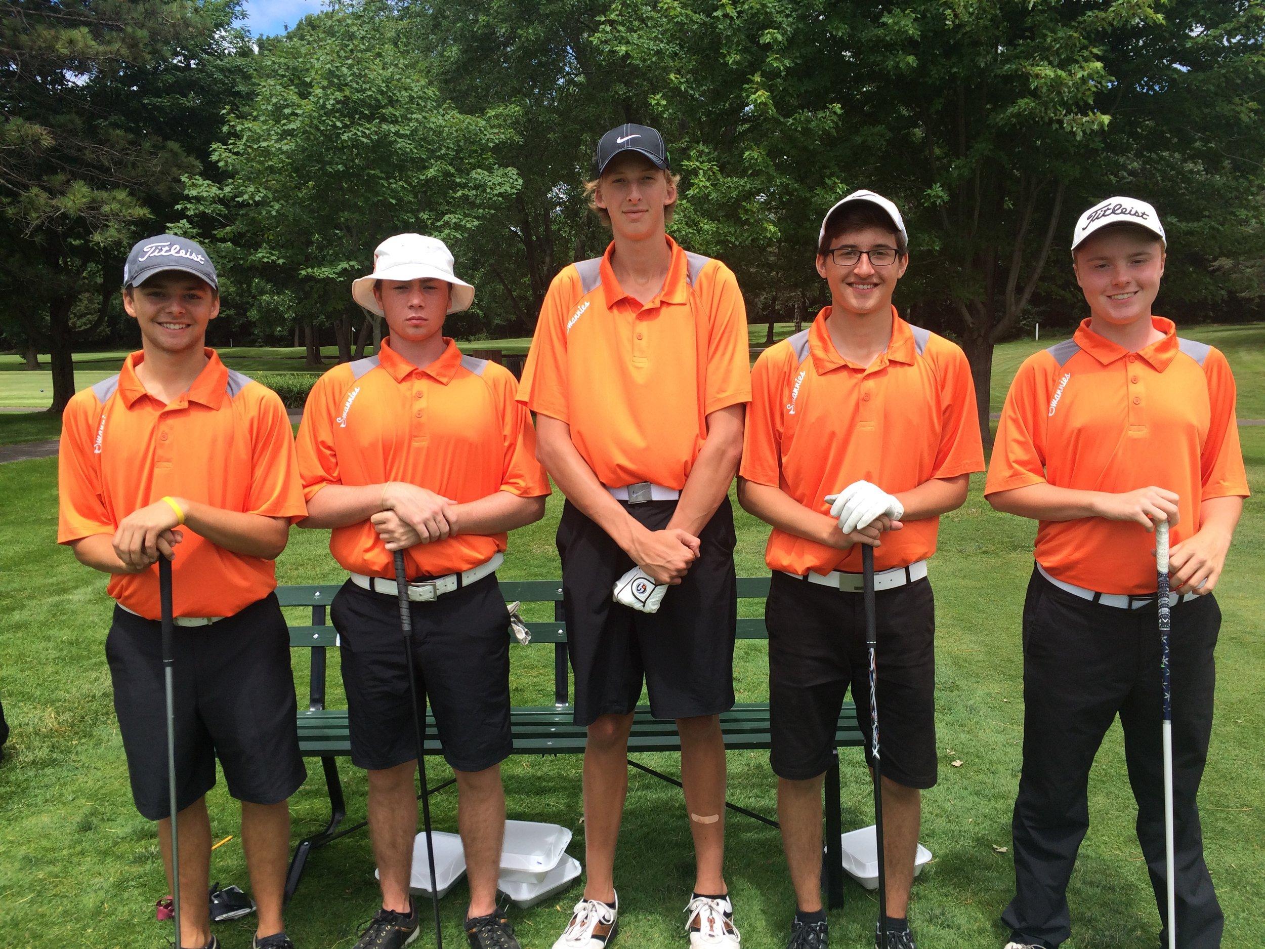 WBL Boys Golf Team members.jpg