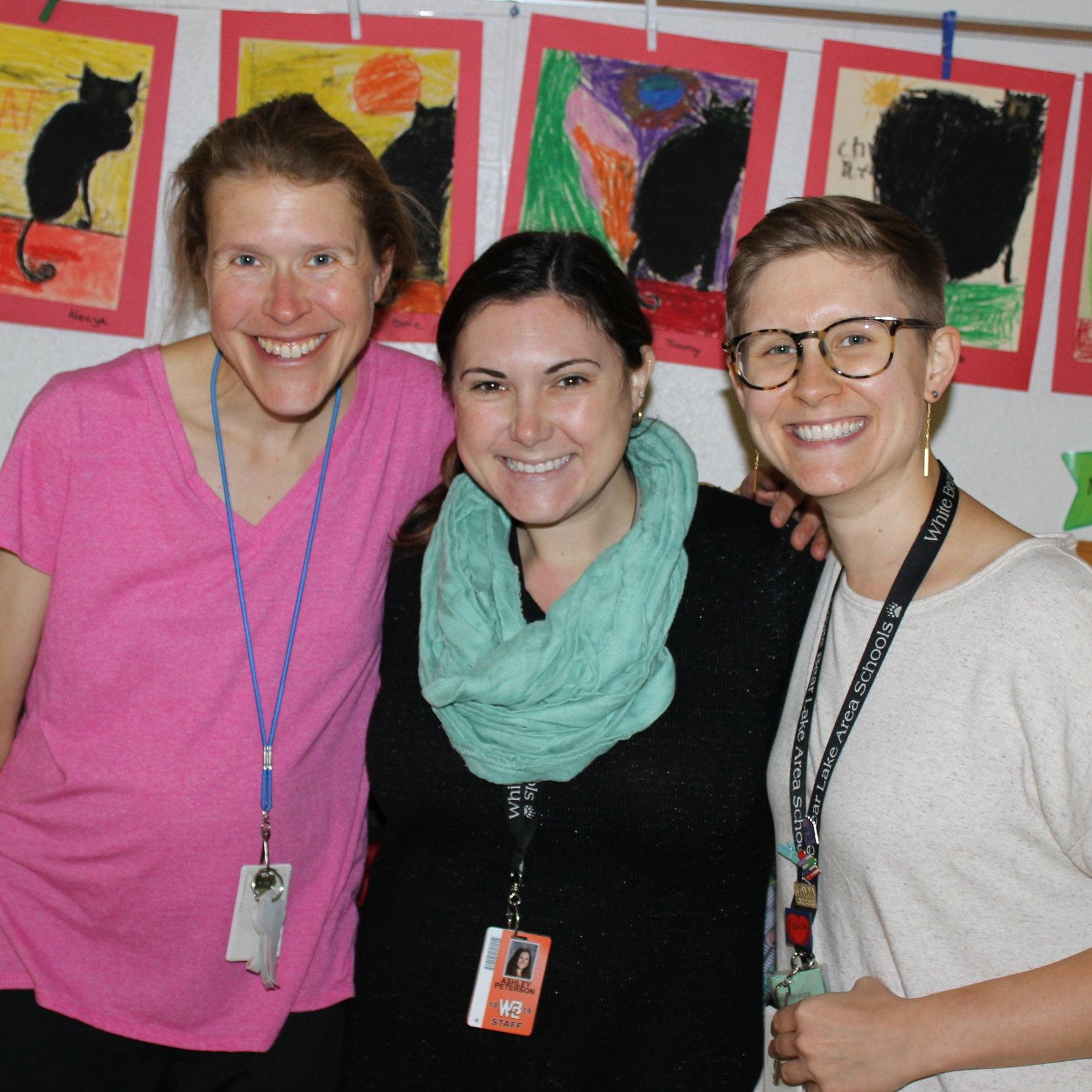 Erin Maas, Ashley Peterson, Chelsea Fieder - Matoska