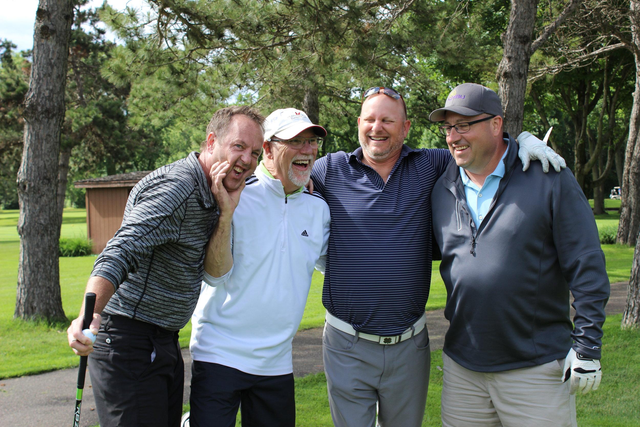 11B Darin Dougherty, Tim Hank, Darin Pilacinski, Pete Carroll.JPG