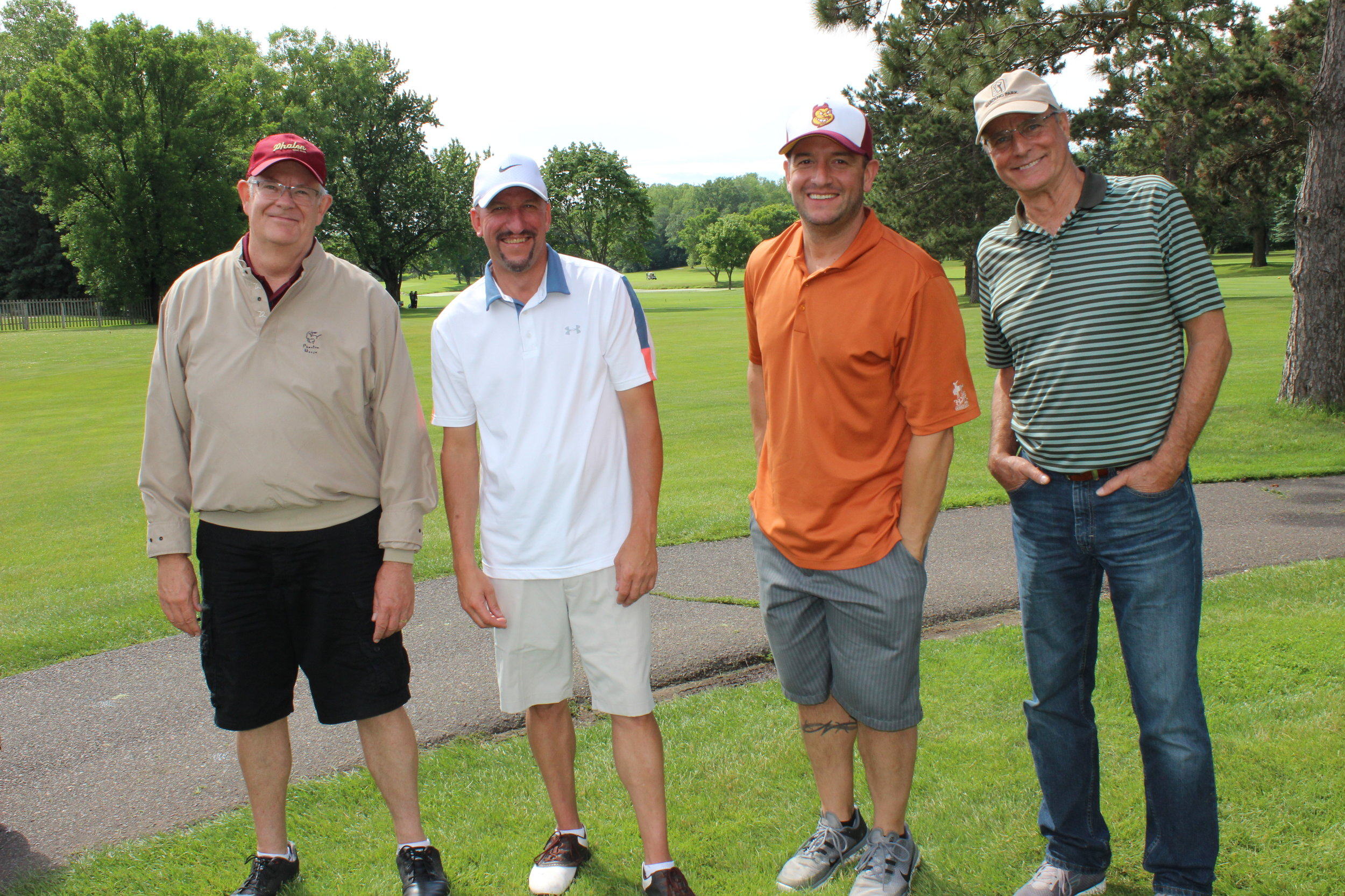 13B Peter Cote_, Shawn Langer, Nathan Carbone, Steve Matysik.JPG