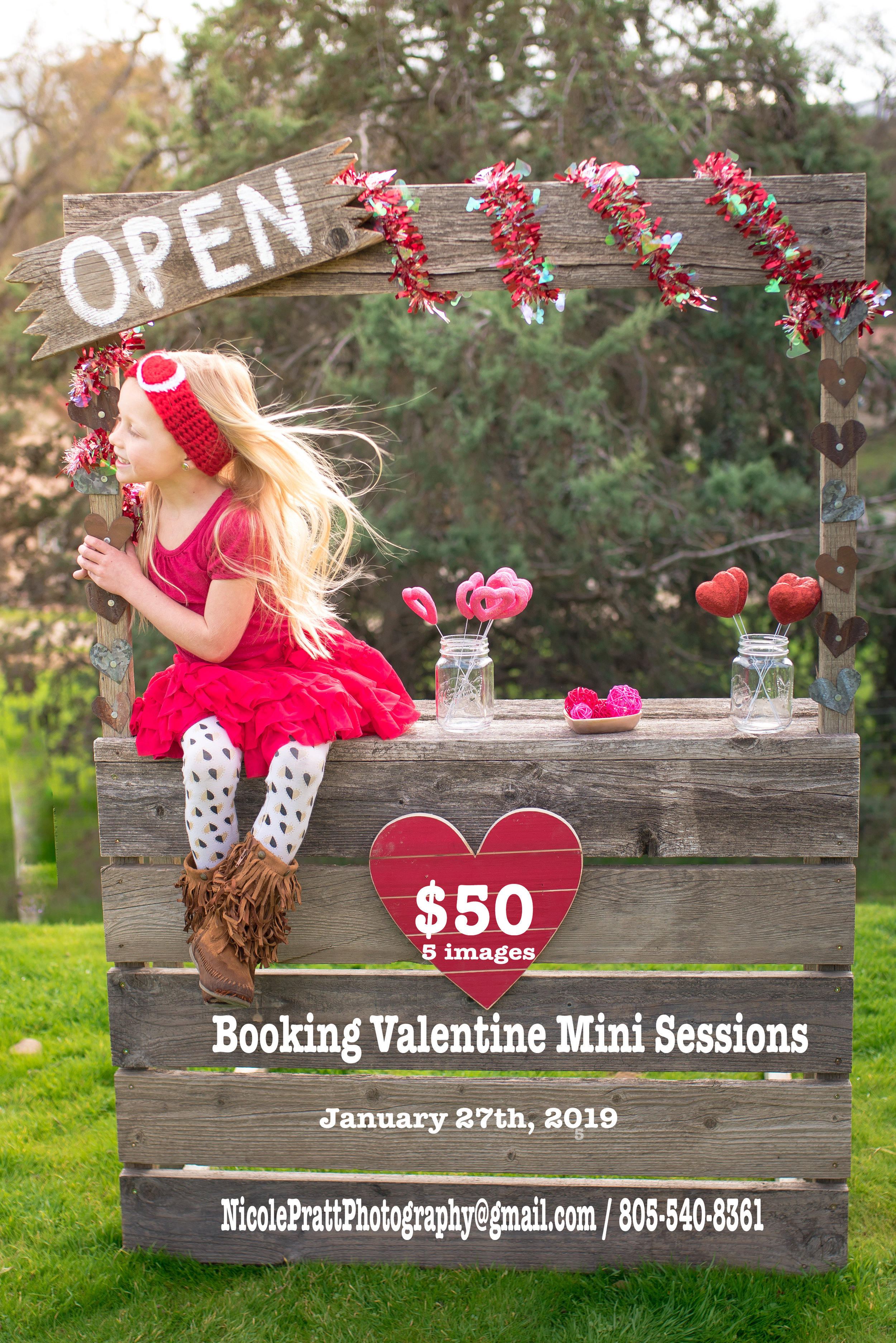 Valentine Mini Sessions 2019