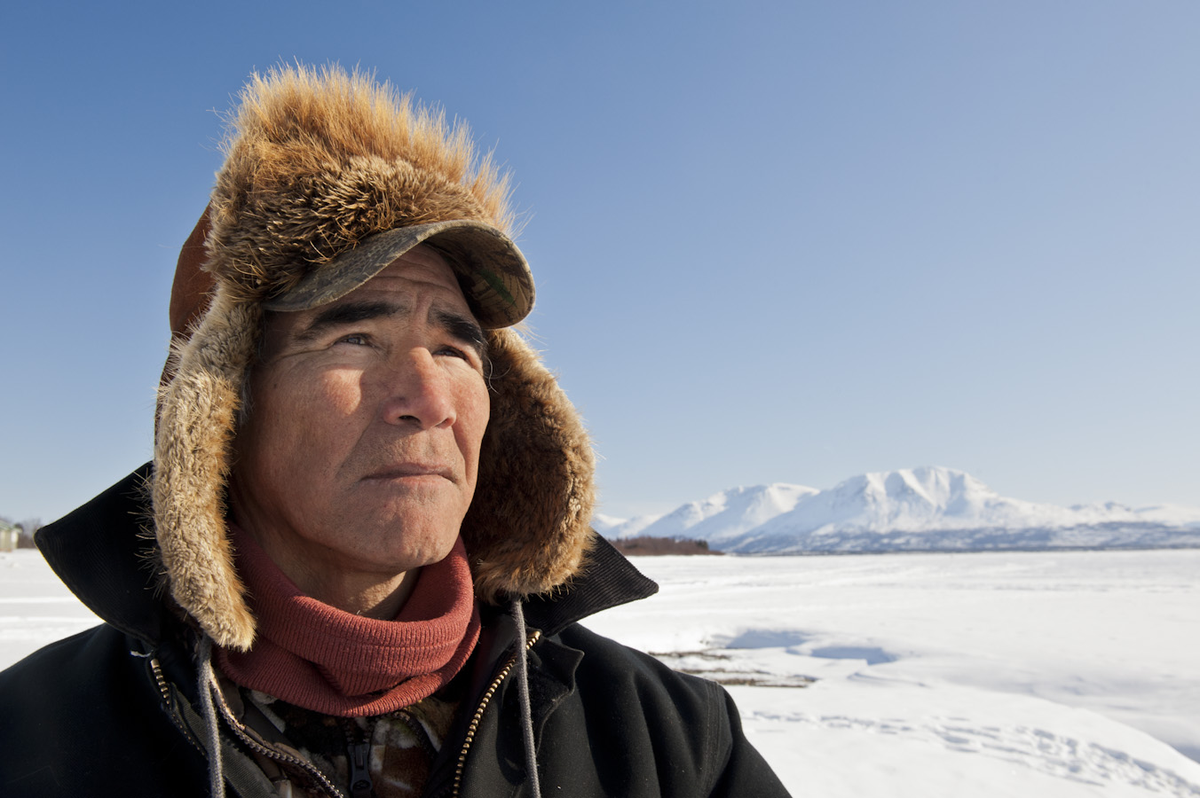 From  Where Water Is Gold: Life and Livelihood in Alaska's Bristol Bay  by Carl Johnson