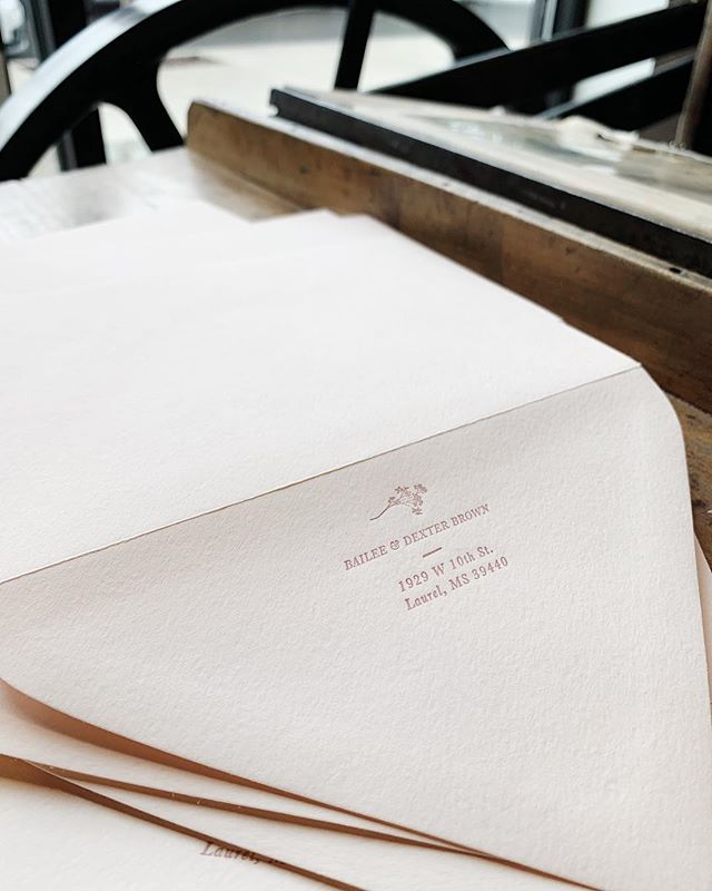 So grateful to do what I love (as a hobby) for someone I love so much. New work coming soon 🖼 . . . #mightysimpledesign #mightysimple #cottonpaper #paper #stationery #letterpress #letterpresslove #letterpresspdx #letterpressshop #craneandco #pdx #pdxbusiness #smallbusiness #localbusiness #weddinginvites #printmaking #printdesign #designer #stationer #paperie #shopsmall #pdxdesign #wedding
