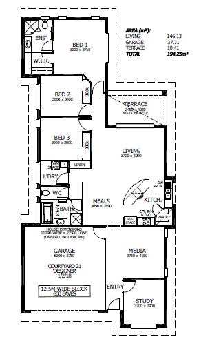 COURTYARD 21 - FROM $211,052