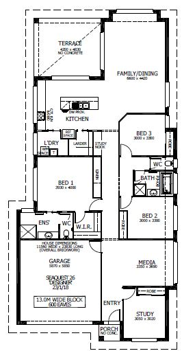 SEAQUEST 26 - FROM $234,030