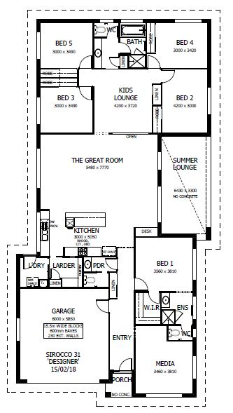SIROCCO 31 - FROM $267,022