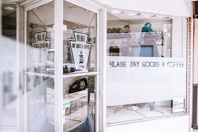 Gift shopping, tailoring, vinyl browsing, and sipping bird-friendly coffee used to require four stops. Fortunately, our friends at @hlanedrygoodsandcoffee have got it all covered. https://buff.ly/2IhLXmo