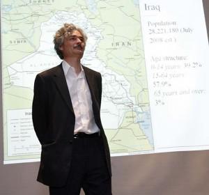 Daniel Martin Varisco, MECA Director (Photo courtesy of Hofstra University)