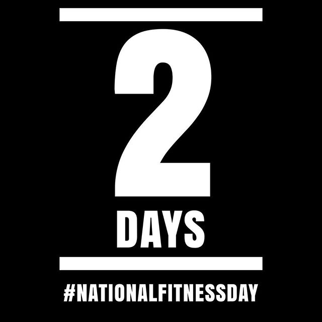 SAY WHAT! We have 95 National Fitness Day events listed across the country! 💥 Check them out at nationalfitnessday.org/events and add yours - let's get to 💯! 🥊