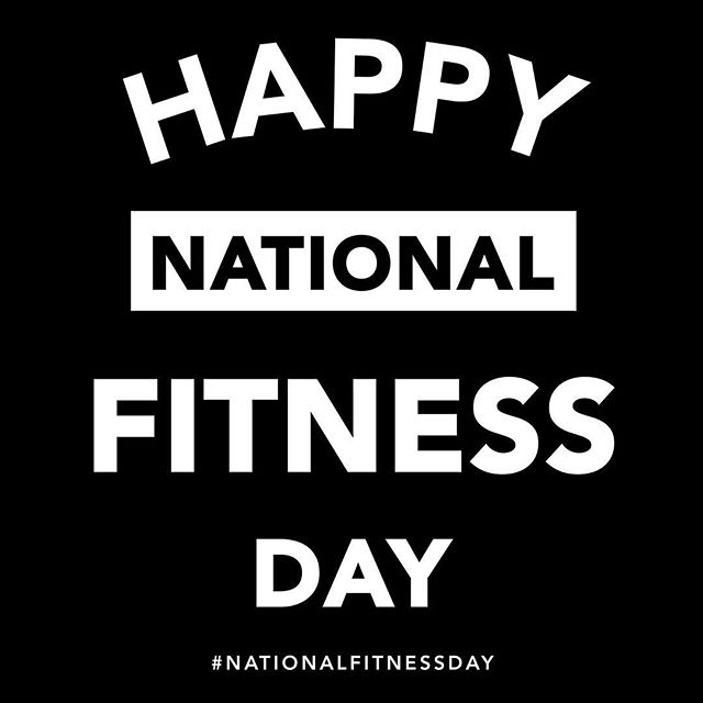 Happy #NationalFitnessDay! 💦 In 2017 we started National Fitness Day as a single day to celebrate strength and empowerment through fitness. For people to come together from coast to coast and celebrate how fitness makes us stronger, and to get every last person across the country - from the professionals to the skeptics - a little more active. However you work out, join us today in getting sweaty and sharing what fitness means to you with #NationalFitnessDay. If we can help just one person feel a little stronger, we've done our job 💪🏽