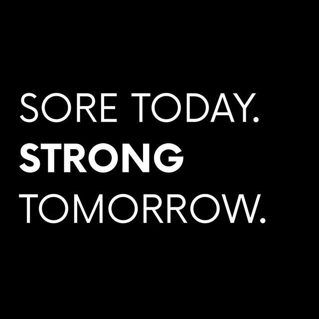 Keep pushing yourself 👊🏼