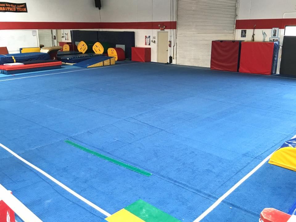 Main Gym - Floor