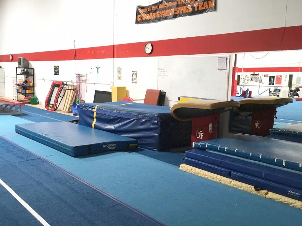 Main Gym - Vault