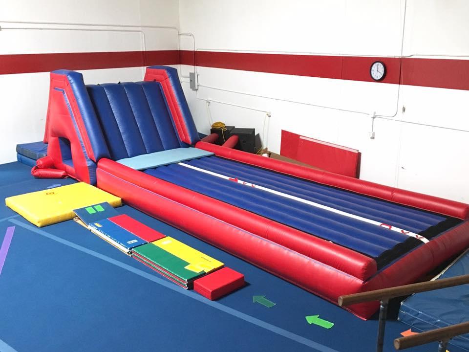 Mini Gym - AirTrak