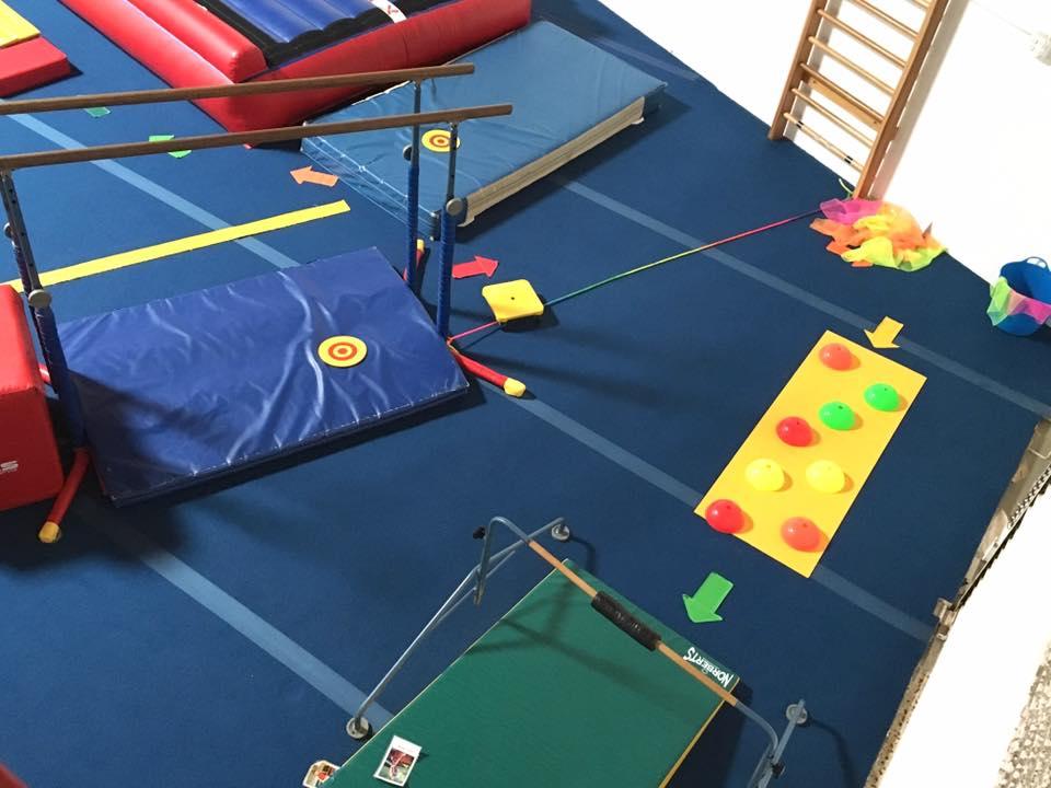 Mini Gym - Main Floor
