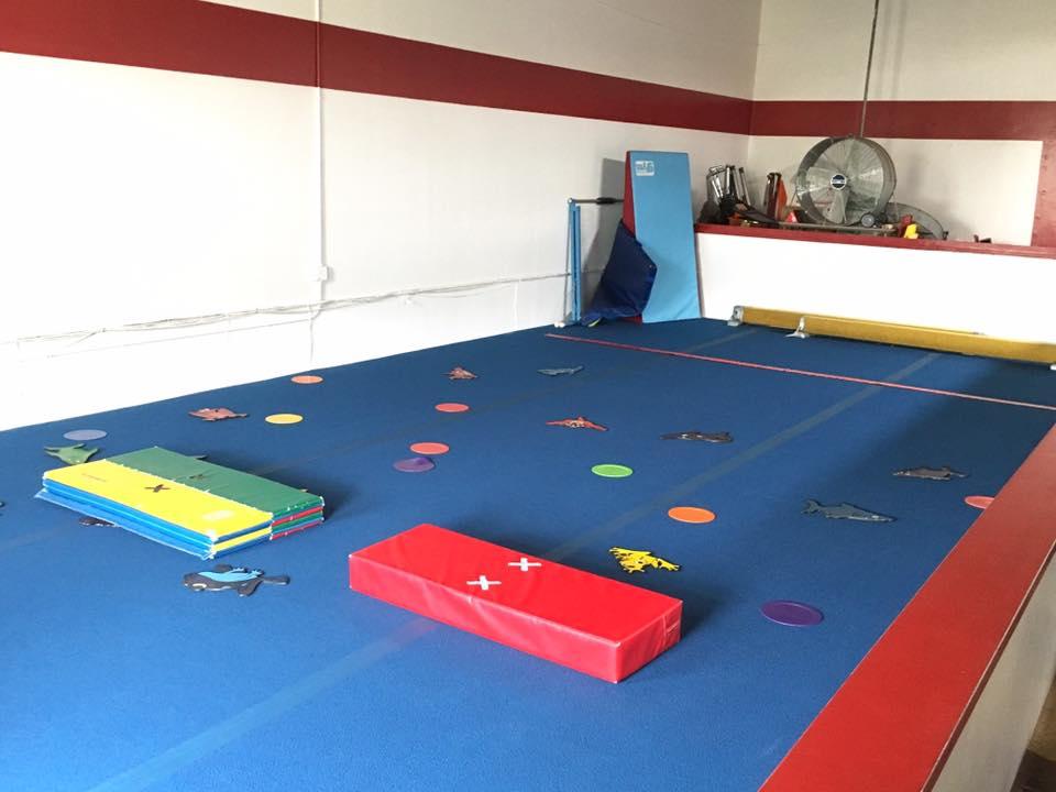 Mini Gym - Upstairs