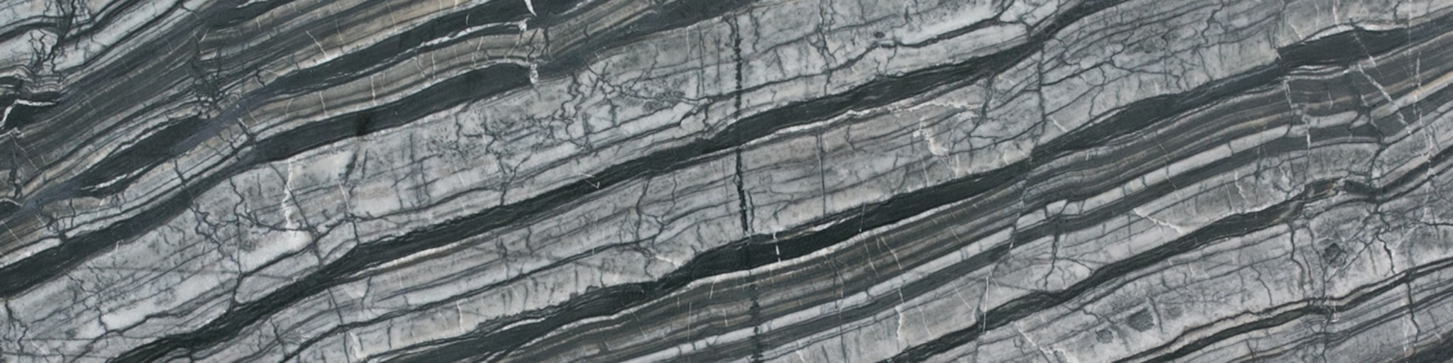 Marble Silver Waves Vein Cut