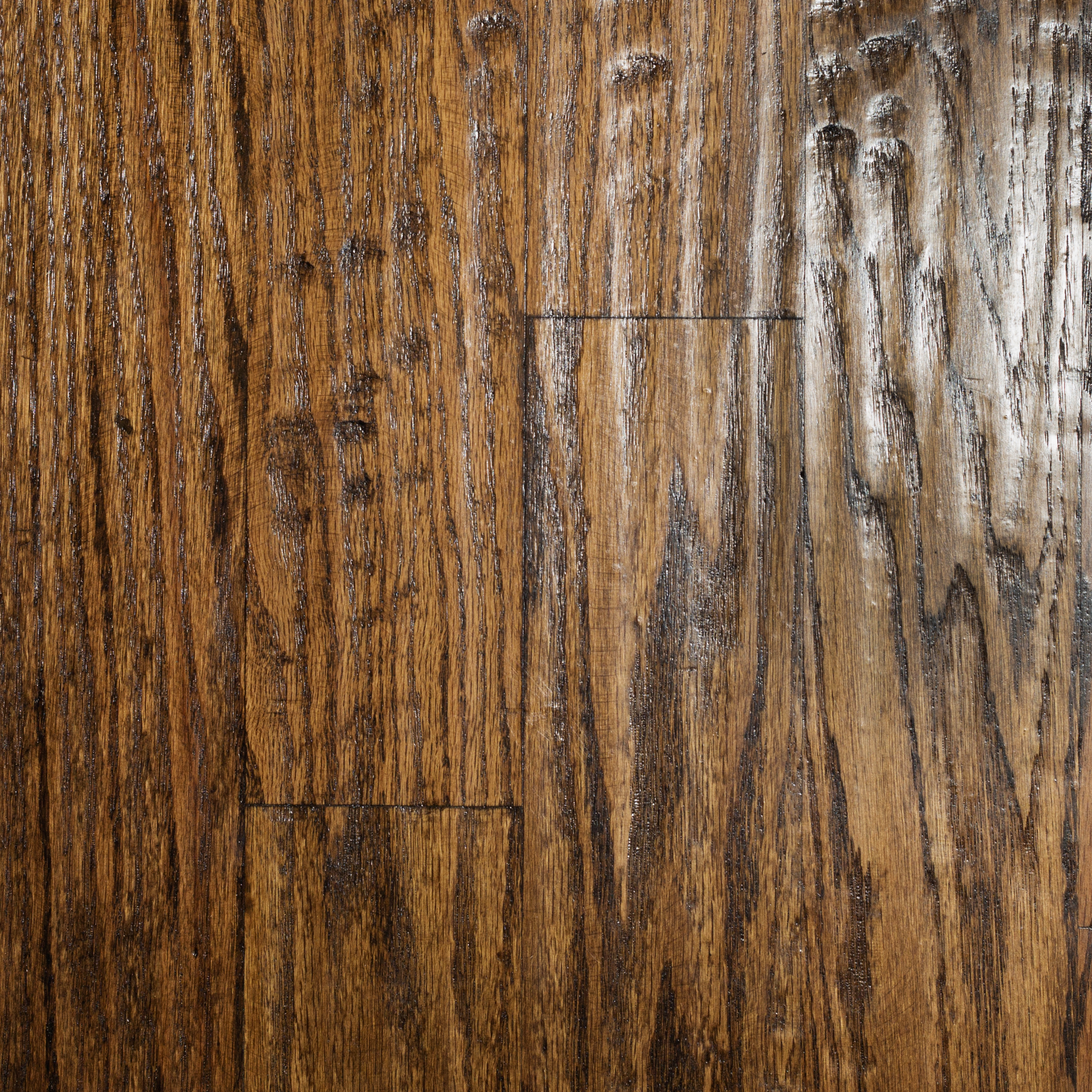 Red Oak Jacobean