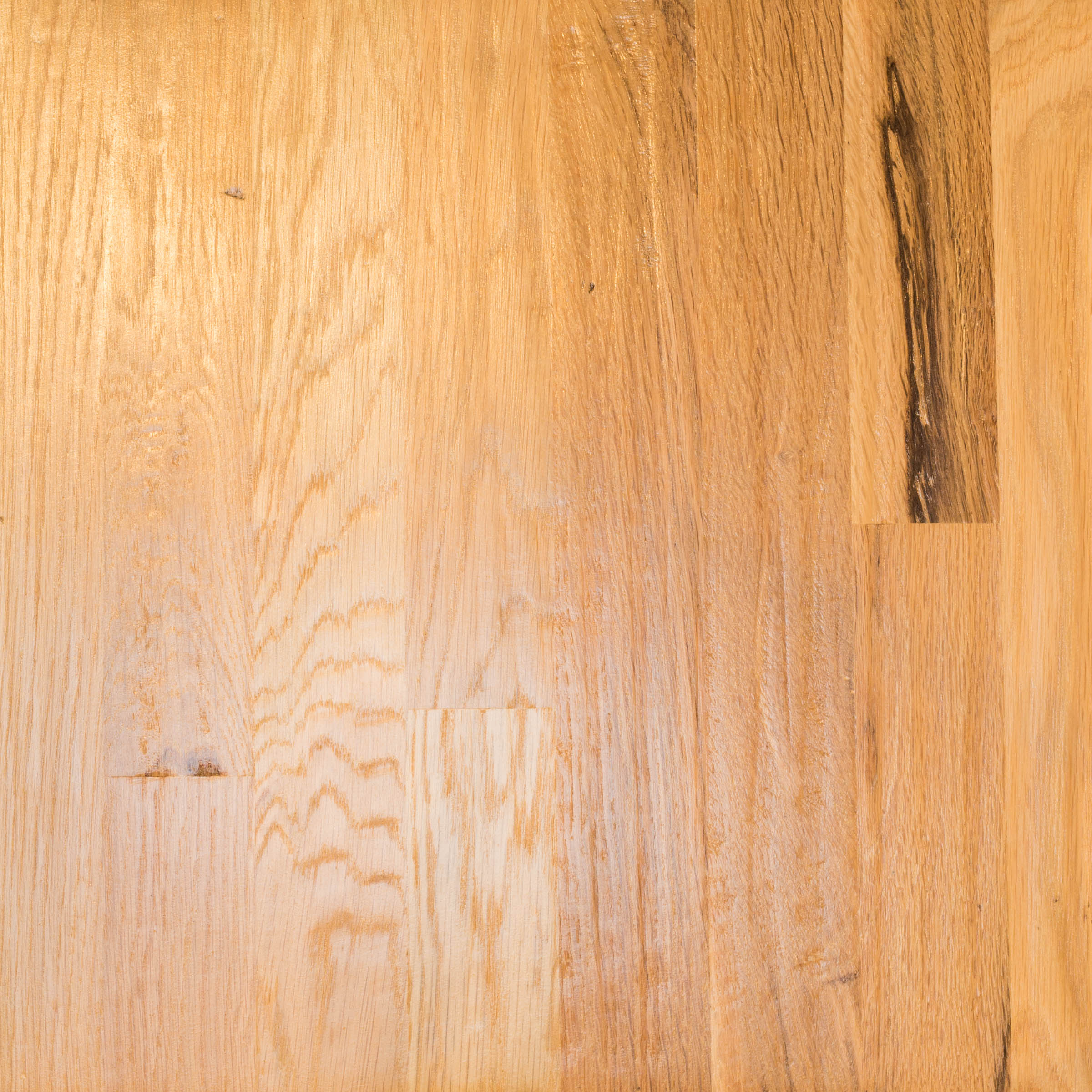 White Oak 2 1/4 #2 Natural Dura Clear