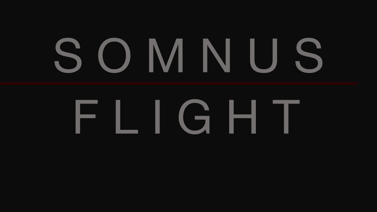 Somnus Flight is a playful service concept, intended to solve many of the downsides of plane travel. Rather than having to arrive at the airport hours early to find your flight only to spend cramped hours in an uncomfortable space, have a restful sleep in the comfort of your home, and wake up wherever you desire.