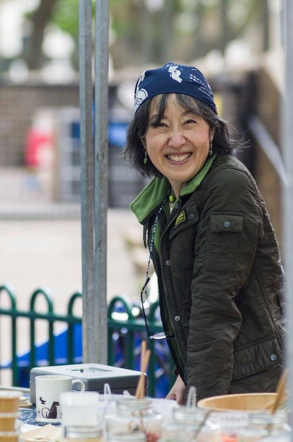 Haruko of the Koji Fermentaria