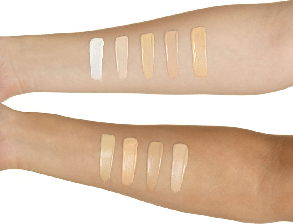 AFFORDABLE FOUNDATIONS - FOR DRY SKIN TYPES