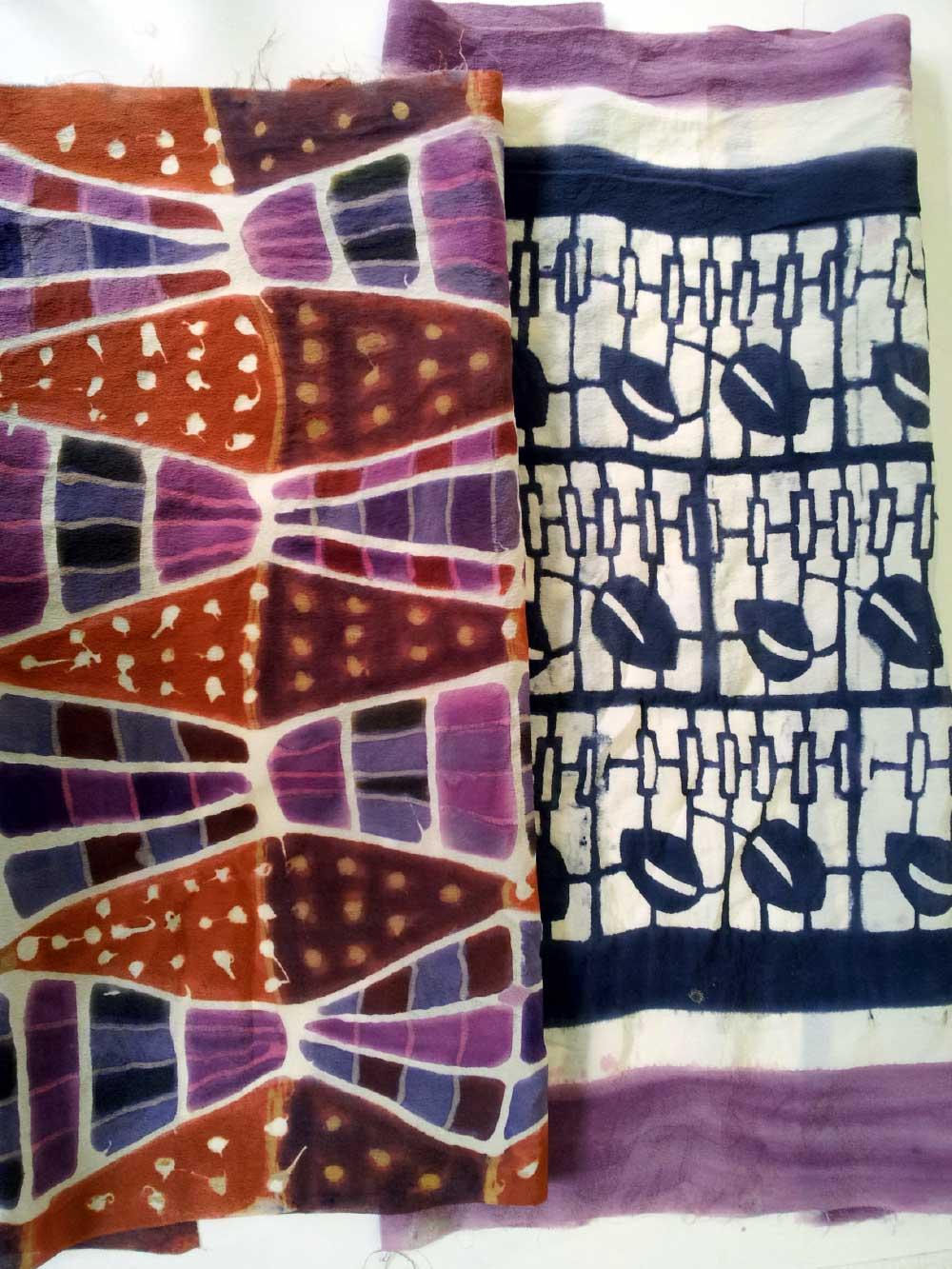Katazome Designs, Clare Island