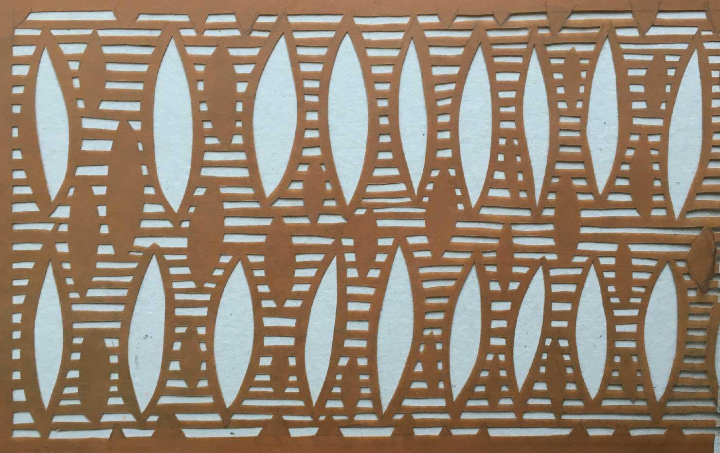 Katazome – Katagami Stencils