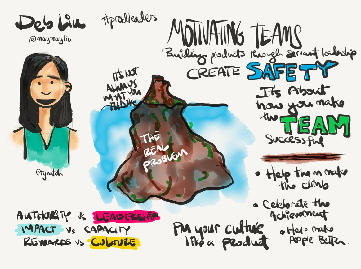 Deb Liu Keynote: Motivating Teams