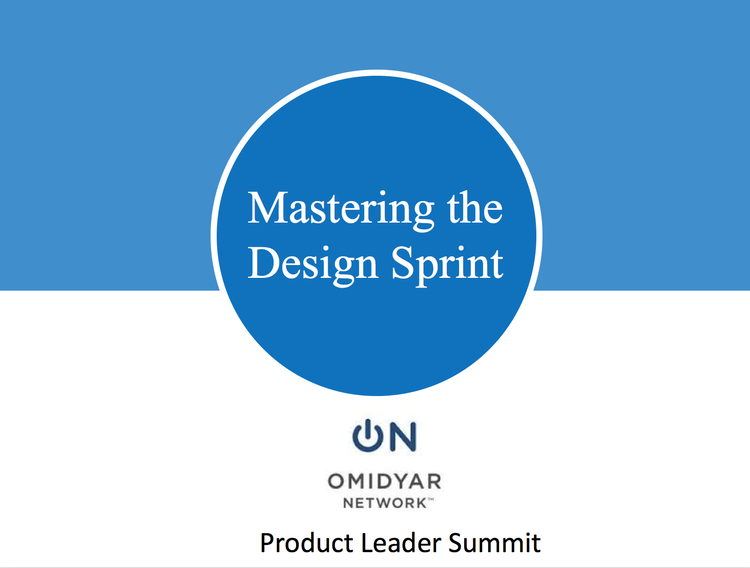 Ashita Achuthan & Ha Nguyen: Mastering the Design Sprint