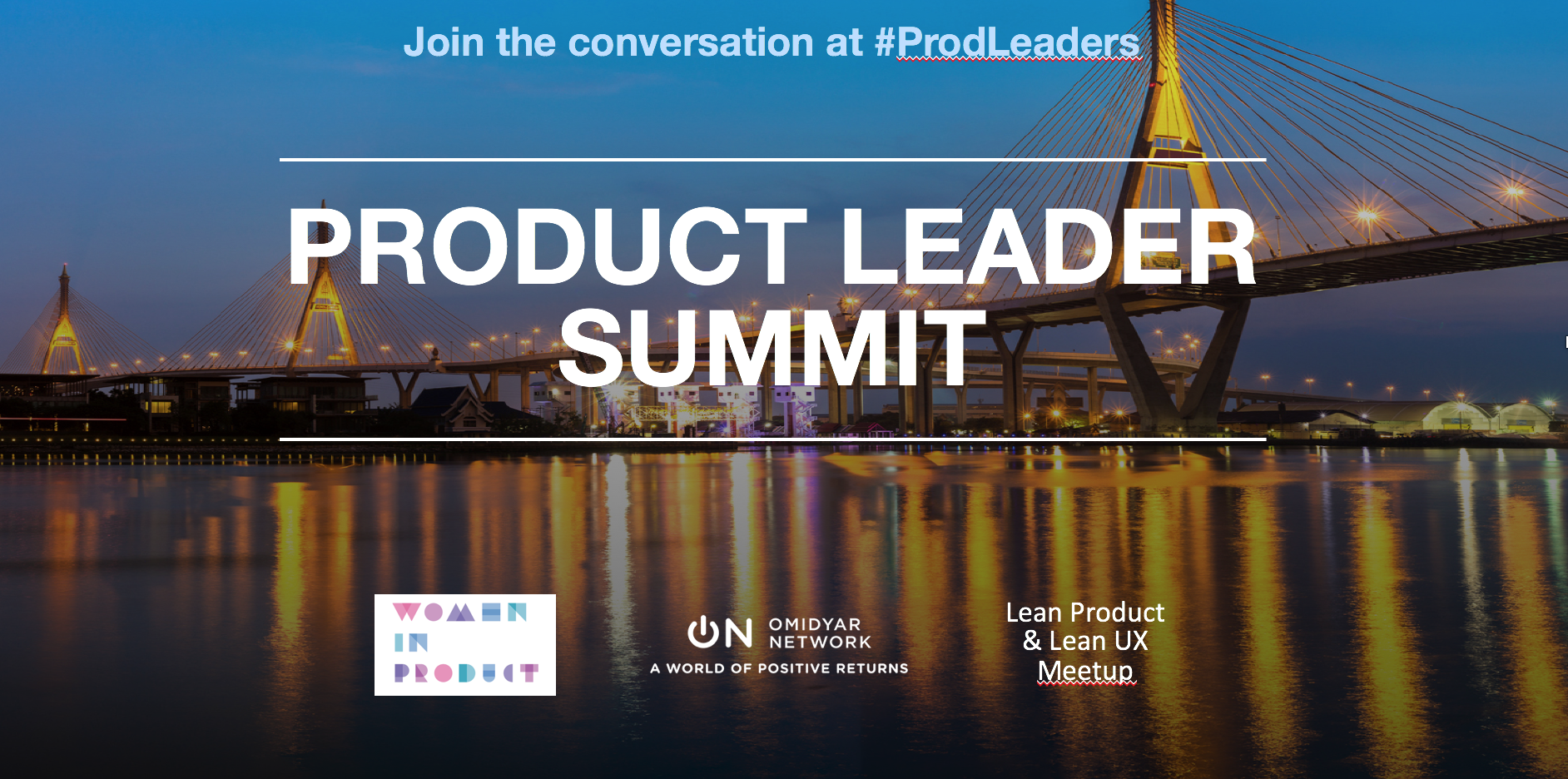 Ha Nguyen: Product Leader Summit Welcome