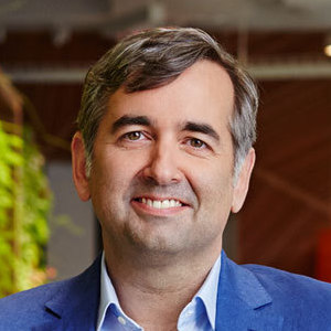 Chad Dickerson, former CEO, Etsy