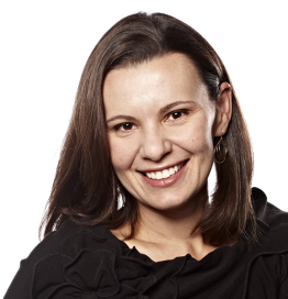 Tatyana Mamut, CPO, Nextdoor