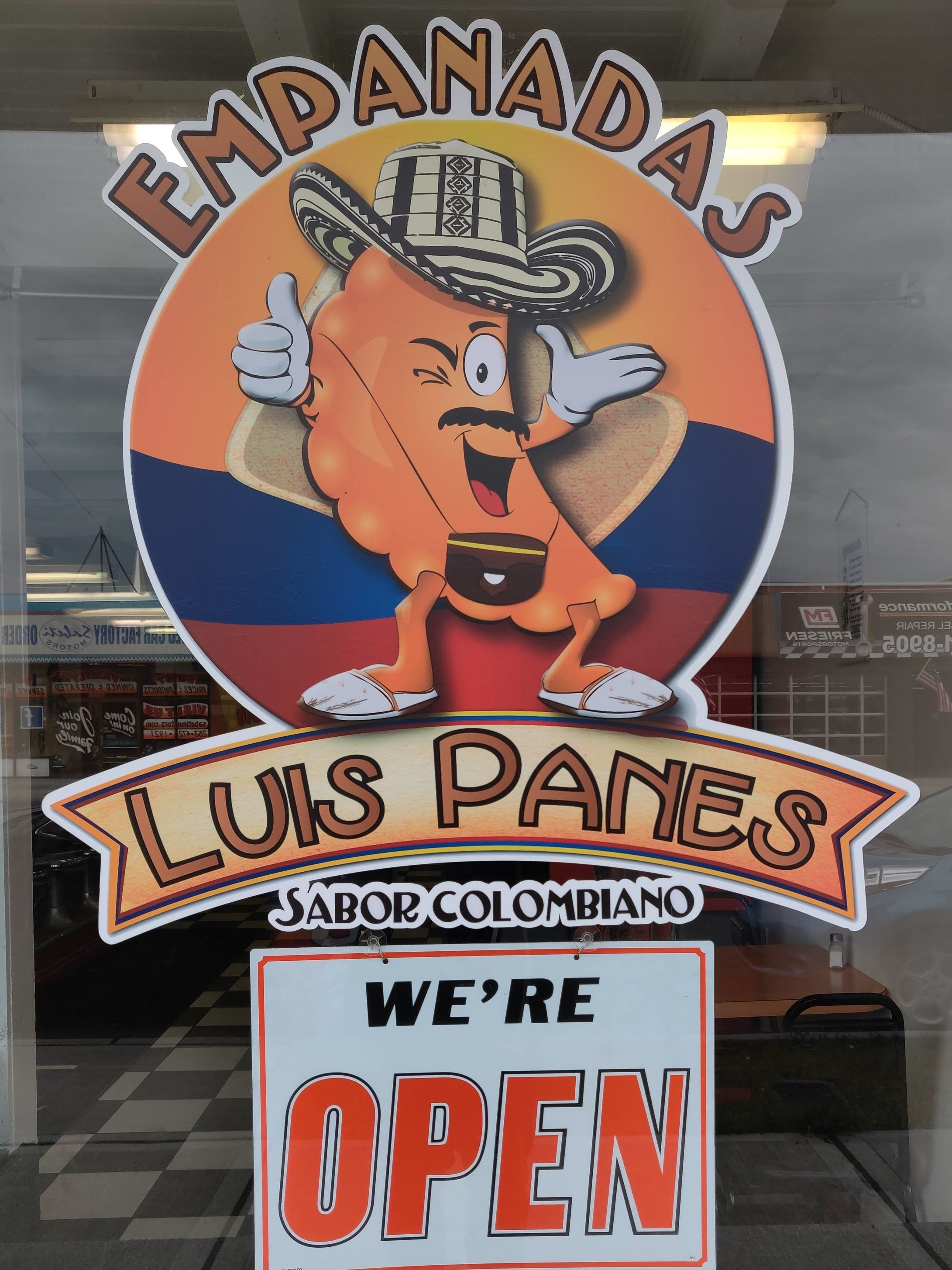 Special thanks to Don Luis of Luis Panes Empanadas, 5640 South Tacoma Way, Tacoma
