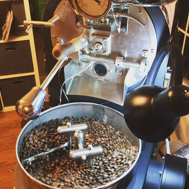 Fresh Micro-batch coffee; sourced, roasted and delivered!