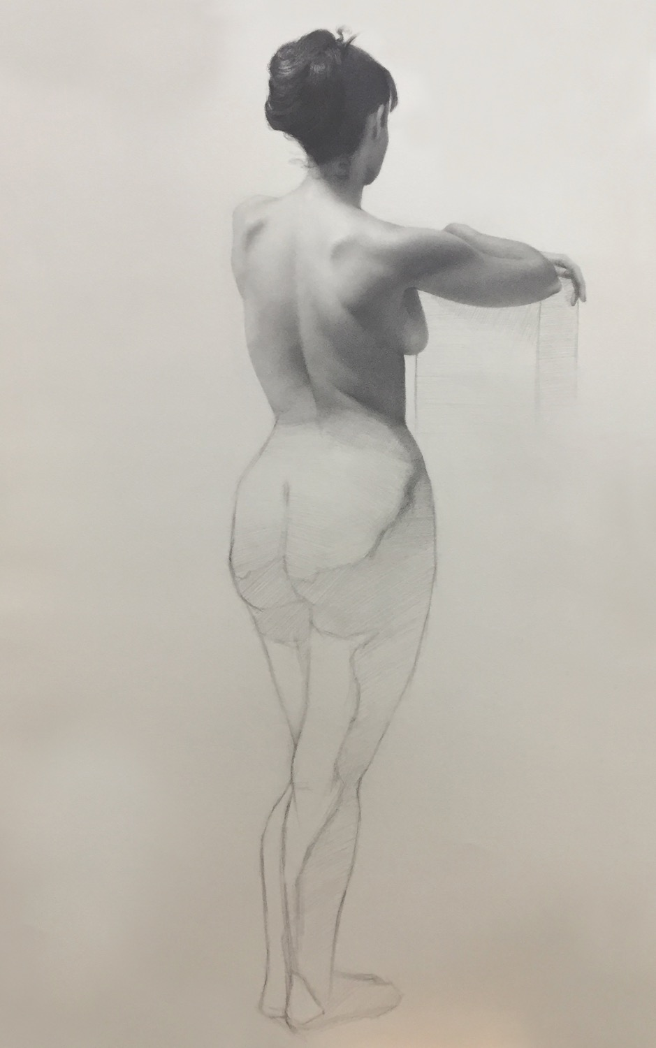 Female Nude Study