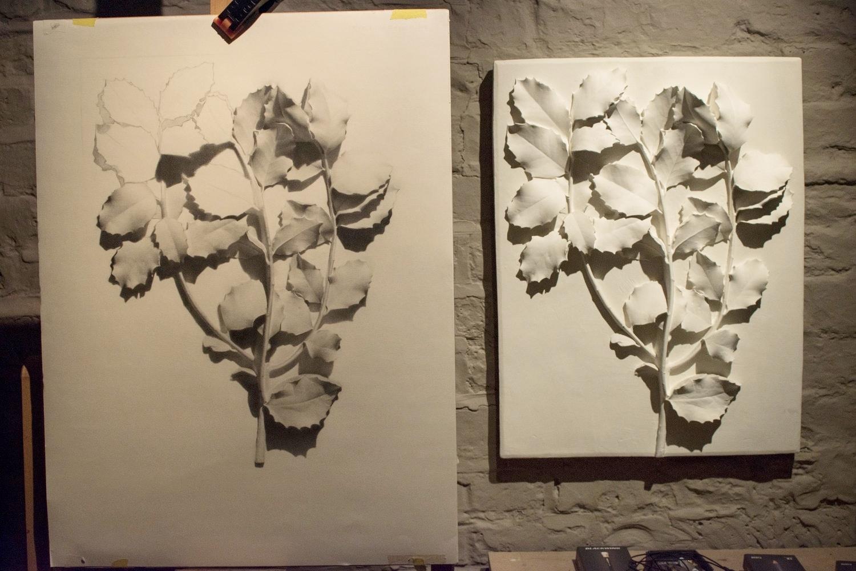 Plaster Cast Study (WIP)
