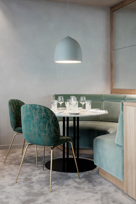 Beetle Chair_Gubi Column Table_Flora Danica_2.jpg